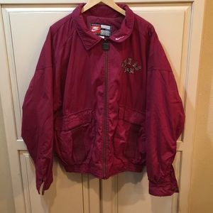 Vintage 90s nike team sports texas a and m jacket